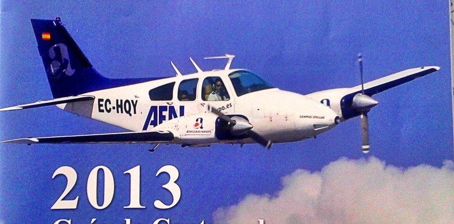 PORTADA DE LA REVISTA AIRLINE92