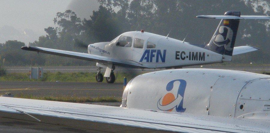 Galicia forma pilotos de avión con doble titulación