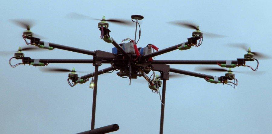La escuela AFN forma a los primeros pilotos oficiales de drones