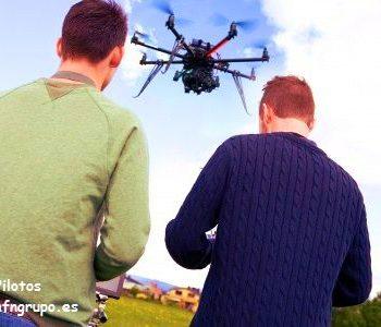 Curso presencial Piloto de Drones (RPAS)