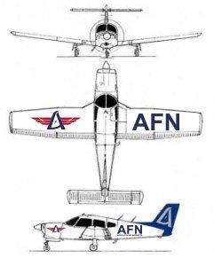 AFN Escuela de Pilotos - PA 28 Arrow