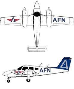 AFN Escuela de Pilotos - PA A4 Seminole